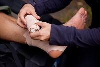 Ways to Diagnose an Ankle Sprain